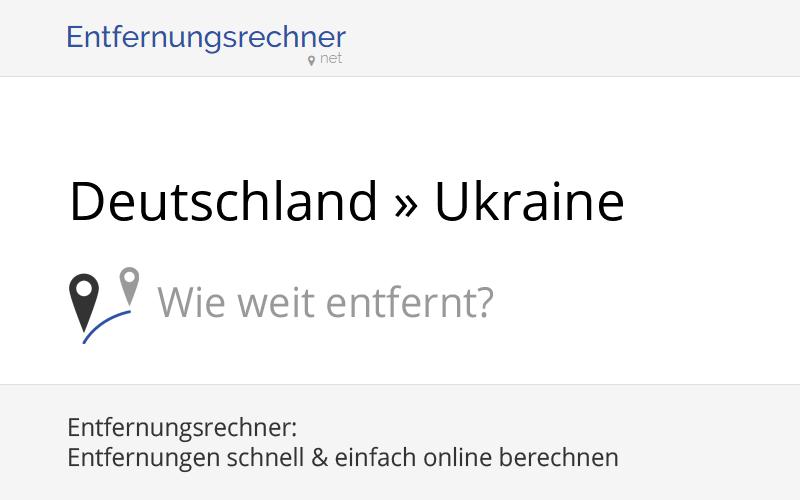 Entfernung Deutschland Südafrika